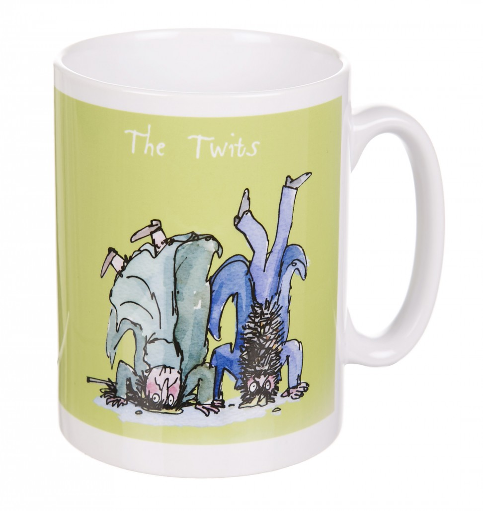 Boxed Roald Dahl The Twits Mug